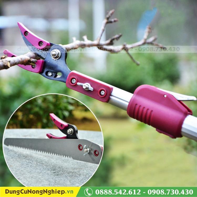 Kéo hái trái cao, cắt canh cao 4m (HM4)