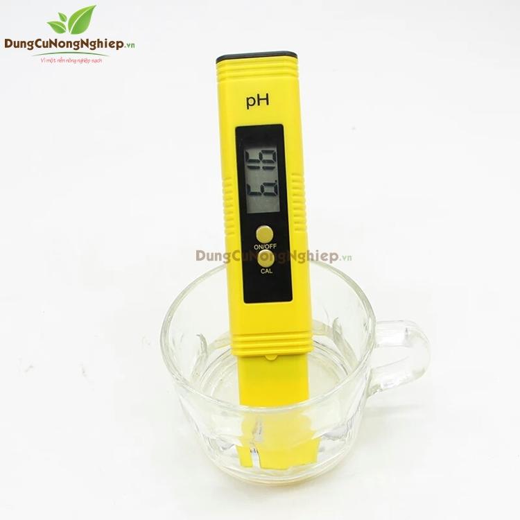 Máy đo PH của nước PH-02 HM105