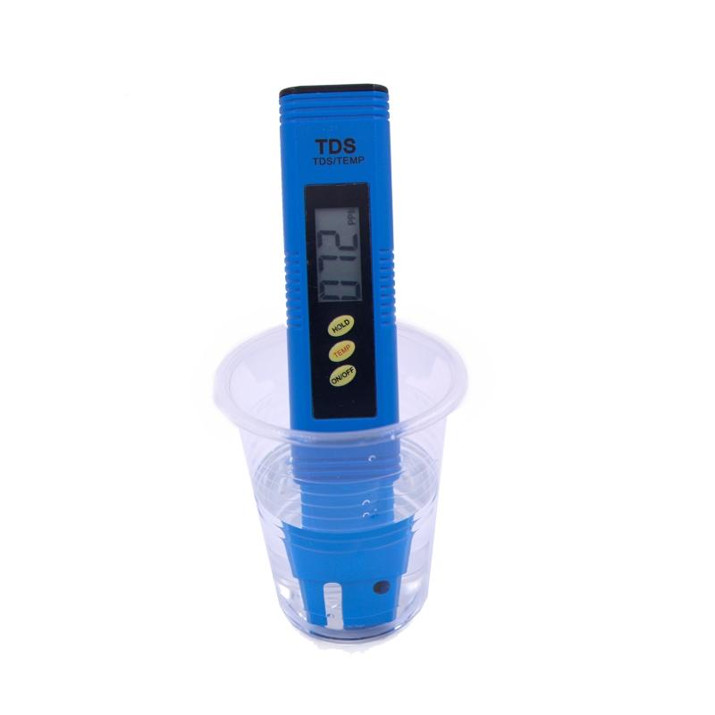 Máy đo tổng chất rắt hòa tan, nhiệt độ nước TDS-3 HM126