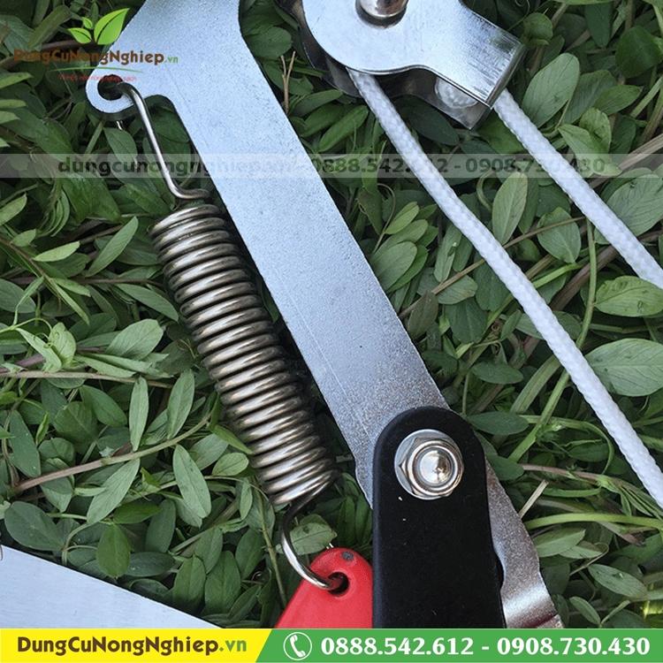 Kéo cắt cành cao dây giật 5m HM150